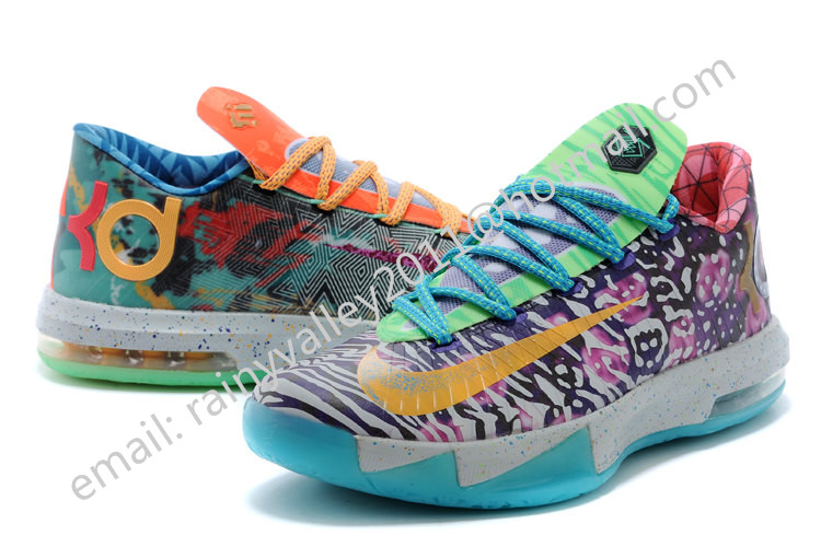 2016 new what the KD 6 vi elite BHM shoes men Eur size 40 to 46 US 7 to 8 8.5 9.5 10 11 12 with original box(China (Mainland))