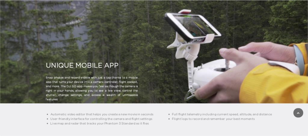 Original Newest DJI Phantom 3 Standard 6CH RTF FPV Drone With 2.7K HD Camera for DJI Phantom 3 Quadcopter RC Helicopter Dron
