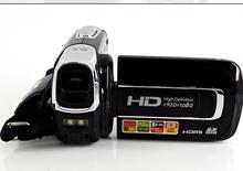 new2015 12Mp Full HD 1280x1080P Digital Video Camera Camcorder 3 inch Screen, 8X Digital Zoom, 5MP CMOS Sensor,Free Shipping(China (Mainland))
