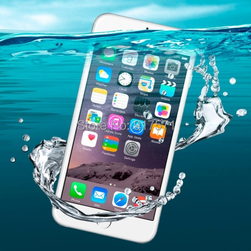 2014 New Cell Mobile Phone Ultra-thin Water Resistant and Dirtproof Protective Case Cover / Water Skin for iPhone 6(China (Mainland))