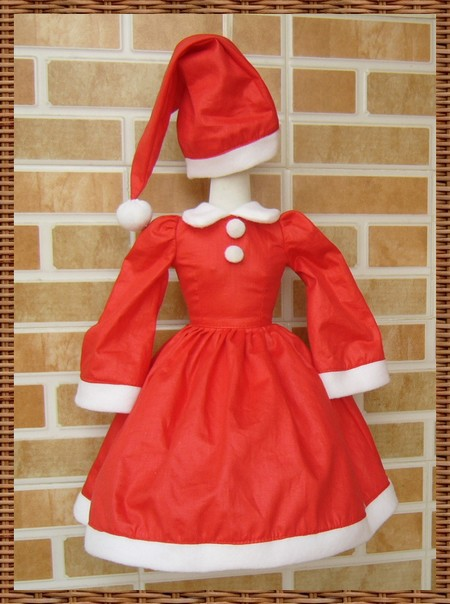 BJD1/3 doll clothing set with Christmas hats<br><br>Aliexpress