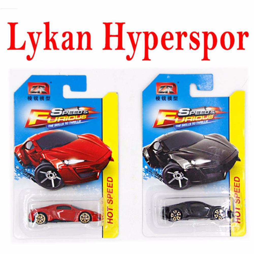 1:64 Hot Wheels Cars Toy Fast and Furious Diecast Pocket Car Models For Boy Alloy Car Toys Sports Car Gifts Box Gifts Collection(China (Mainland))