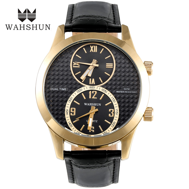 aliexpress buy dual time display watches 5atm
