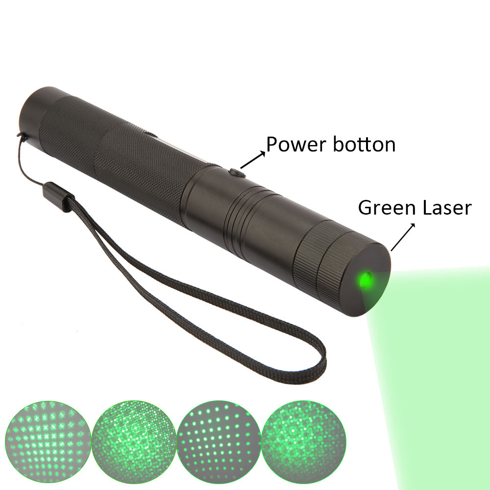 Гаджет  Green Laser Pen Portable 532nm Lazer 10000mw high power light burning lasers 303 presenter laser pointer extreme bright safe key None Компьютер & сеть