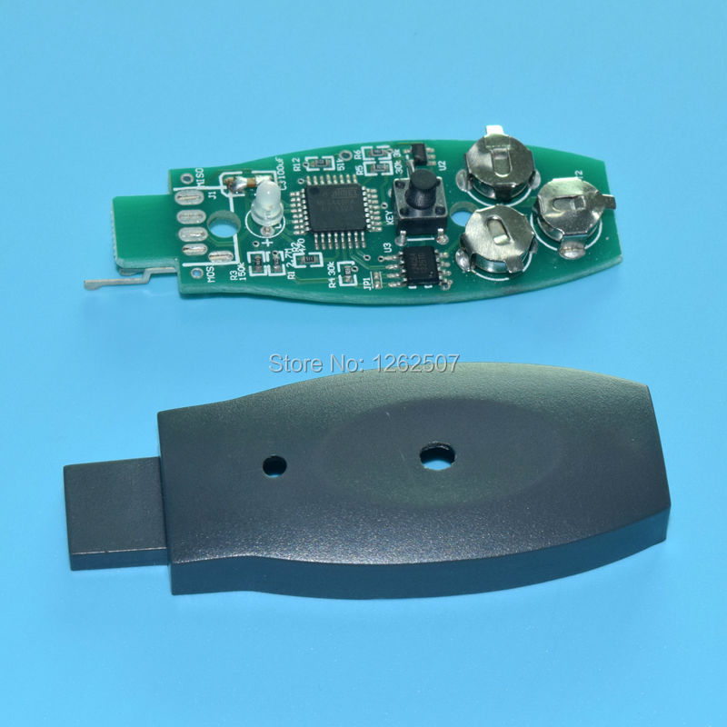 Cartridge chip resetter For HP 10 11 reset chips For HP Designjet 100 110 70 with resettable chip