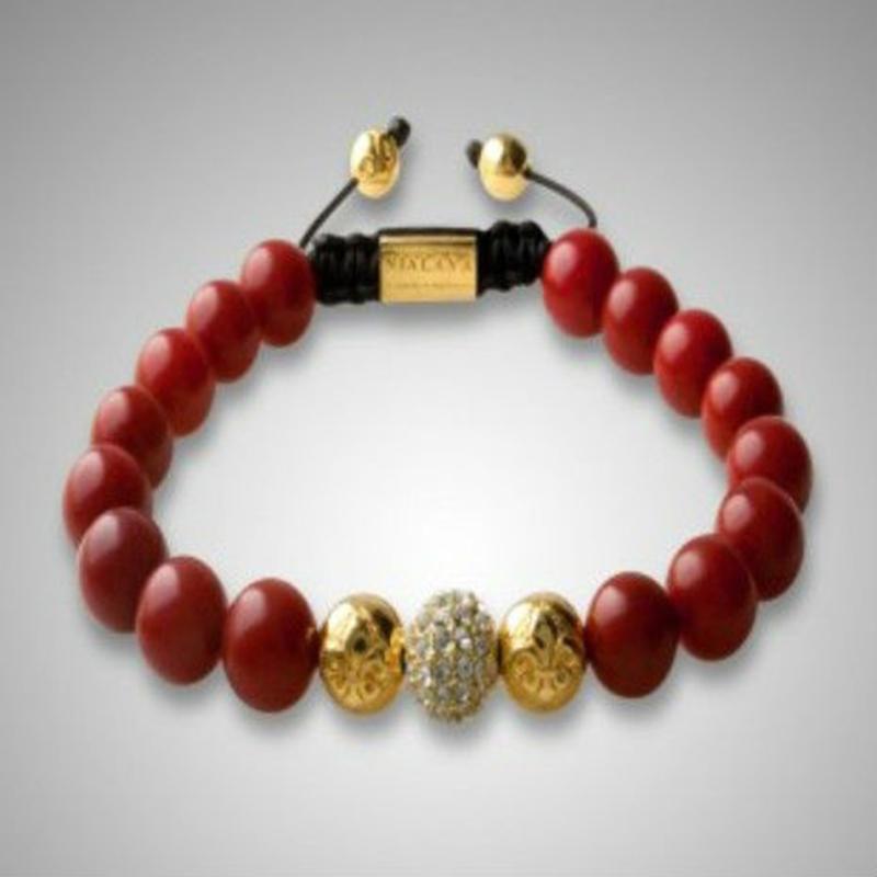 Big Discounts New Shamballa bracelet High Quality Shamballa jewelry Watch Crystal Avenue Red beads wholesale jewelry NY-B-439(China (Mainland))