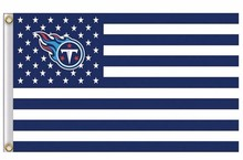 Buy Tennessee Titans US flag star stripe 3x5 FT Banner for $4.49 in AliExpress store