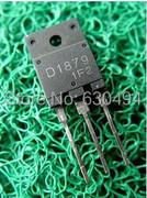 Free Shipping one Lot 5pcs Transistor 2SD1879 TO-3PML NEW(100% NEW!)(China (Mainland))