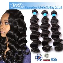KBL Brazilian Virgin Hair Body Wave unprocessed Remy Human Hair Weave Bundles Hair Products Mink Virgin Brazilian Hair Body Wave(China (Mainland))