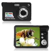 2.7'' TFT LCD HD 720P 18MP Digital Camcorder Camera 8x Zoom Anti-shake(China (Mainland))