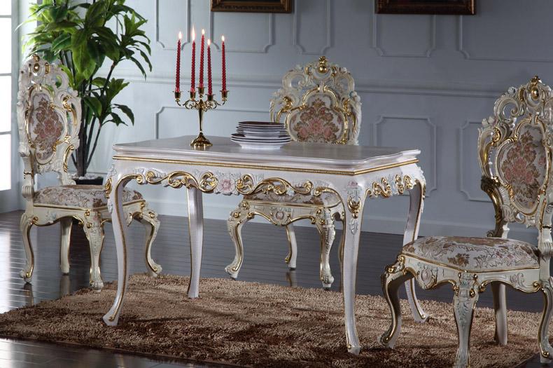 2015 en bois peint de luxe romantique meubles de style n o classique sculpt longue fissure. Black Bedroom Furniture Sets. Home Design Ideas