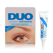 False Eyelash glue anti-sensitive DUO Eyelash adhesive glue ( White ) Free Shipping(China (Mainland))