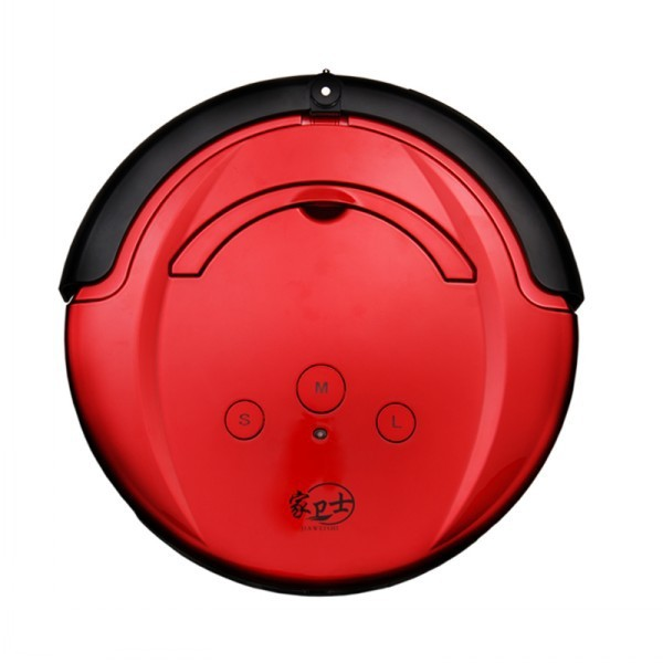 4 In 1 Household intelligent fully-automatic ultra-thin mute robot vacuum cleaner(Sweep,Vacuum,Mop,Sterilize)