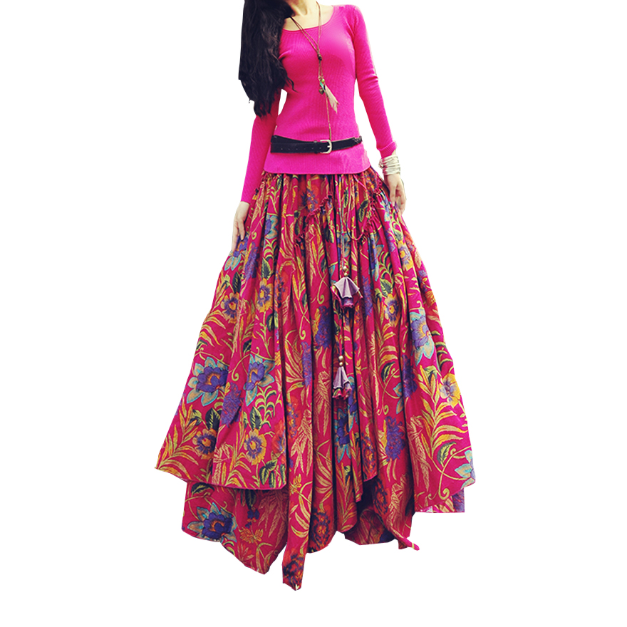 Popular Ethnic Top and Skirt-Buy Cheap Ethnic Top and Skirt lots ...