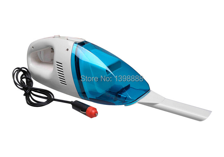 New Mini Powerful 60w Portable Car Vacuum Cleaner Car Dust Collector Cleaning dry wet Amphibious 12v(China (Mainland))