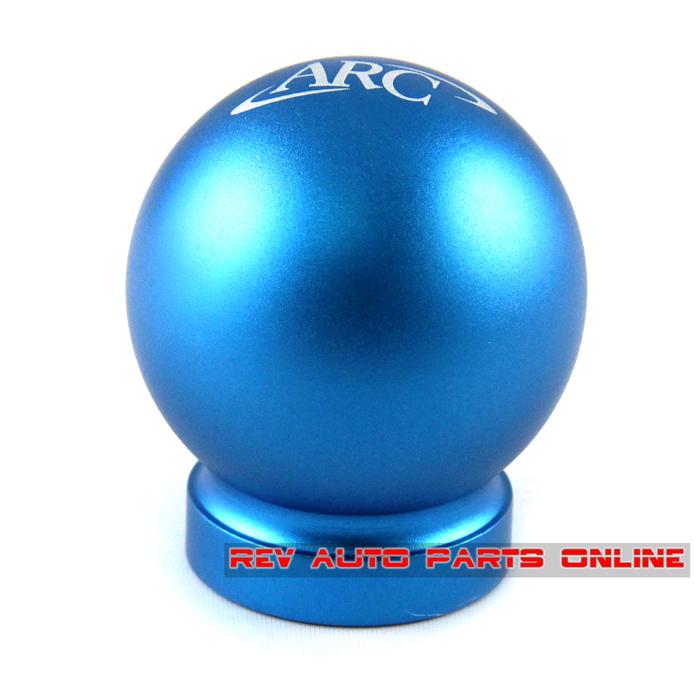 Blue, Titanium, Black Universal Aluminum ARC Racing Manual Shift Knob(China (Mainland))