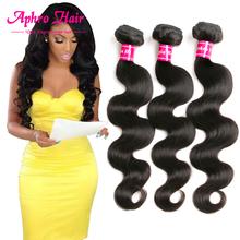 8A brazilian body wave 3pcs human hair mink brazilian virgin hair body wave meches bresilienne lots brazilian hair weave bundles(China (Mainland))