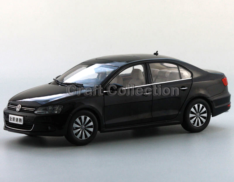 * Black 1:18 Volkswagen VW Sagitar 2012 Jetta Euro Diecast Model Car Metal Sedan Modell Autos Festival Gifts Mini Vehicle(China (Mainland))