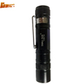 Light Aluminium Alloy Mini Flashlight Cree Led stainless Flashlight Torch High Power Led keychain With
