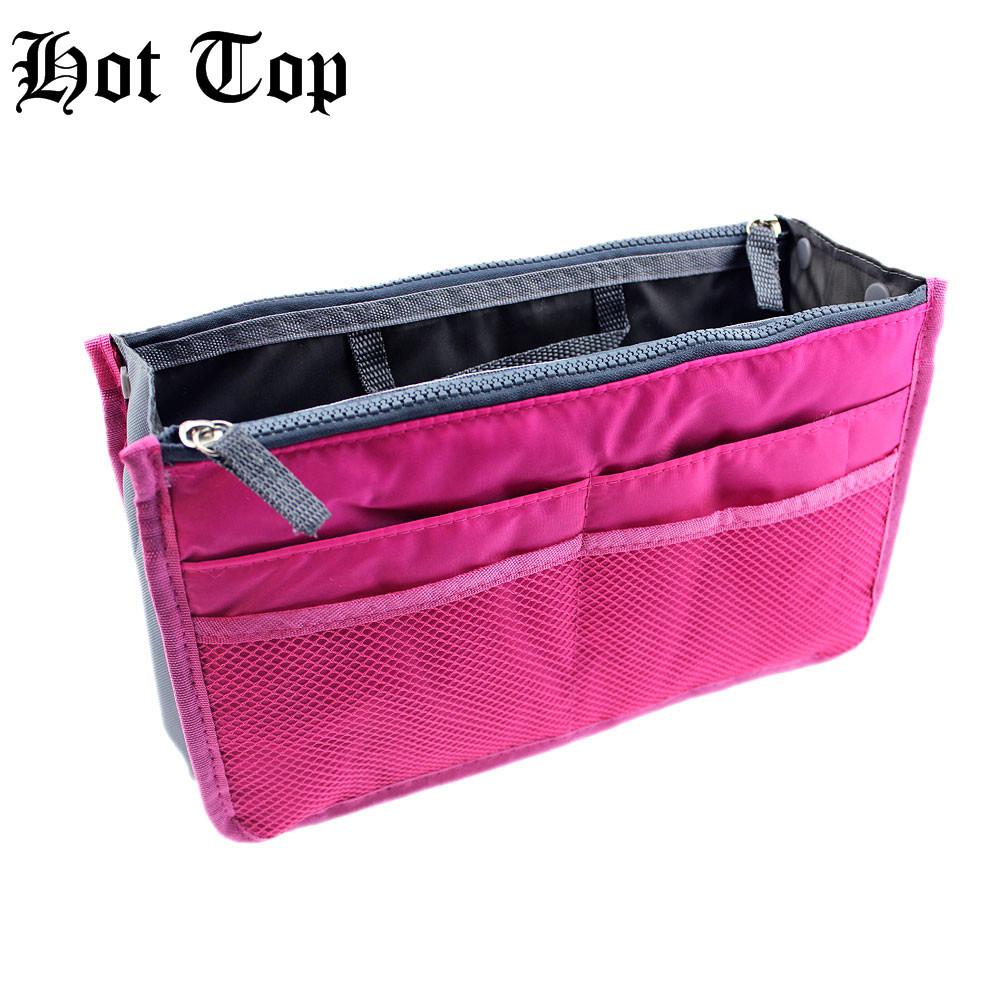 Hot Sale Dual Zipper Portable Multifunction Thicken Storage Bag Case Holder finishing bag organizador storage box Multicolour(China (Mainland))