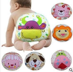 The new Baby diapers bread study pants pants absorbent cotton trousers baby pant Boys girls 4pcs/lot free shipping(China (Mainland))