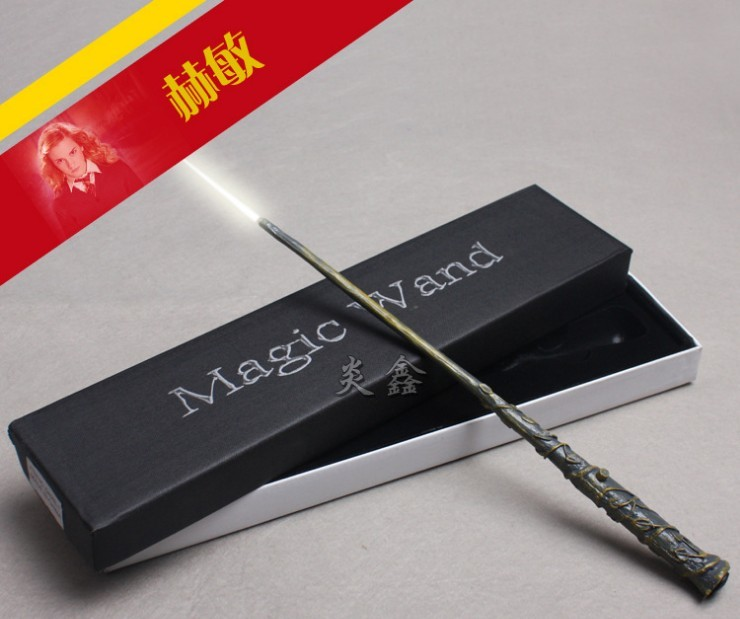 Industrial Light And Magic Harry Potter: Compra Varita Mágica Luz Online Al Por Mayor De China