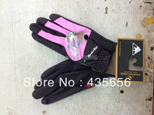 Professional women's equestrian gloves  riding gloves knight gloves(China (Mainland))