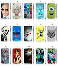 Mobile Phone Case Hot 1pc Putin Ballon Hybrid Design Protective White Hard Case For ipod touch 4 4th Free Shipping