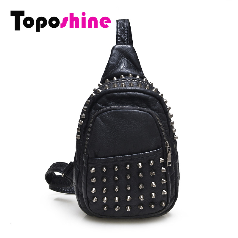 2015 Women Bag Fashion Women Messenger Bags Rivet Shoulder Bag High Quality PU Leather Crossbody 15-108<br><br>Aliexpress