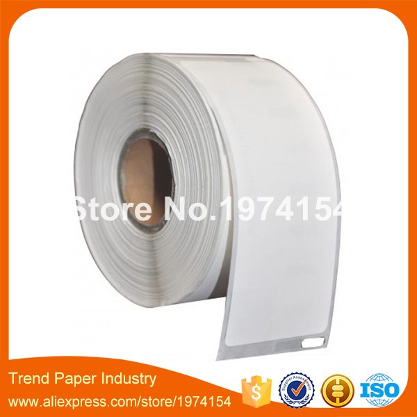 5 Rolls Dymo Compatible Label 11356 Free Shipping Generic Dymo11356 Labels 41 x 89mm 300pcs(China (Mainland))