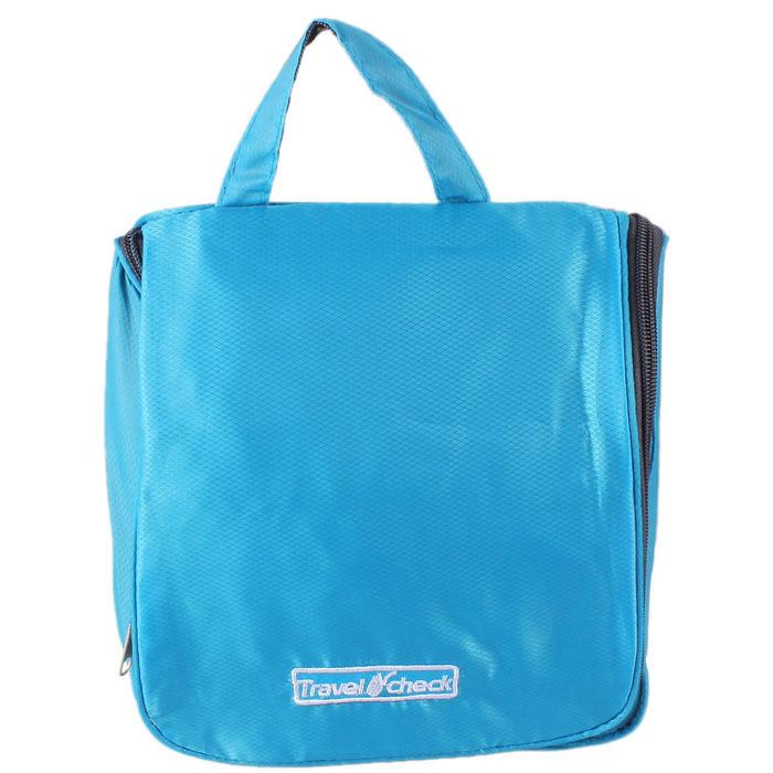 Waterproof Medium Travel Zipper Cosmetic Bag Makeup Handbag Toiletry Pruse Wash Organizer Storage(China (Mainland))