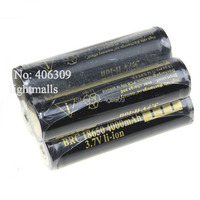 OEM Protected 18650 3.7V 4000mAh Rechargeable Li-ion Batteries (2pairs) + Free shipping