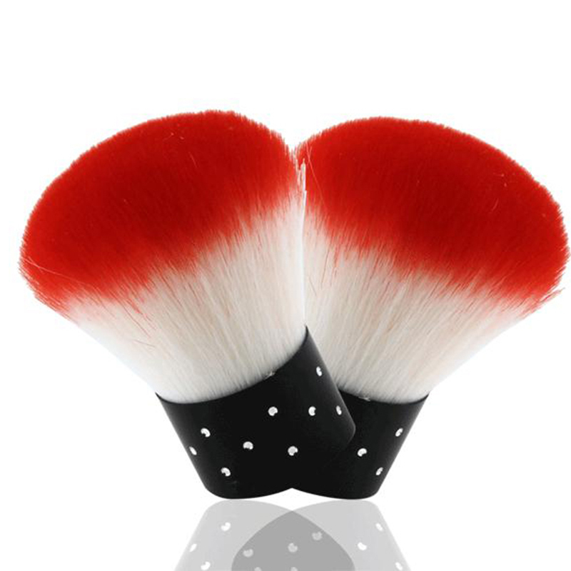 Beauty 2015 New Synthetic Hair Nail Brush Nails Dust Cleaner Acrylic Tools - MINI Shop store