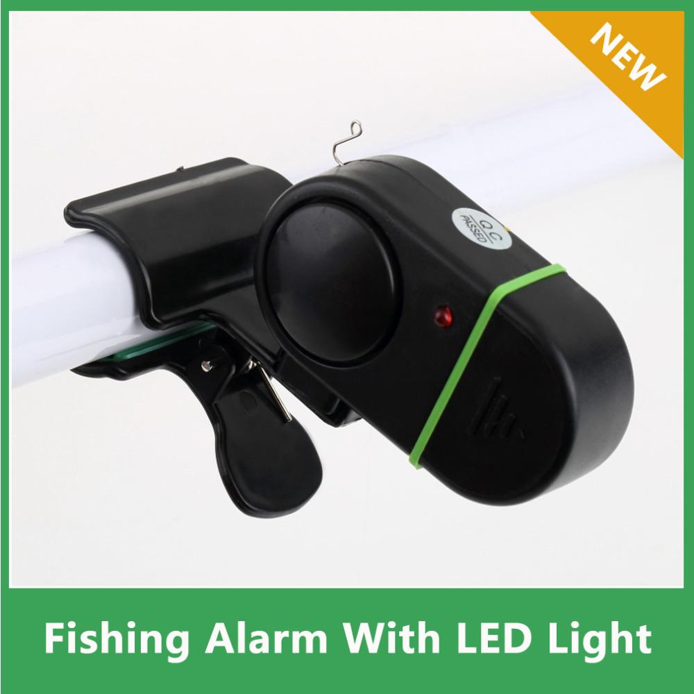 3pcs fish alarm bell electronic fish bite strike alert for Fish bite alarm