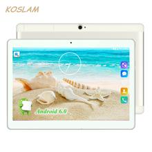 "2017 New Android 6.0 Tablets PC Tab Pad 10 Inch IPS 1280x800 Quad Core 1GB RAM 16GB ROM Dual SIM Card 3G Phone Call 10"" Phablet(China (Mainland))"