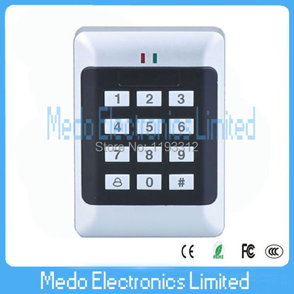 Stand-Alone RFID Card Single Access Control with Keypad<br><br>Aliexpress
