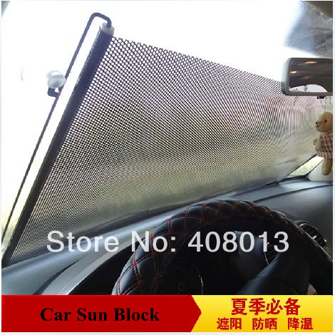 free shipping 50cm x 125cm car sun block window sunscreen car windshield sunshade sun shading. Black Bedroom Furniture Sets. Home Design Ideas