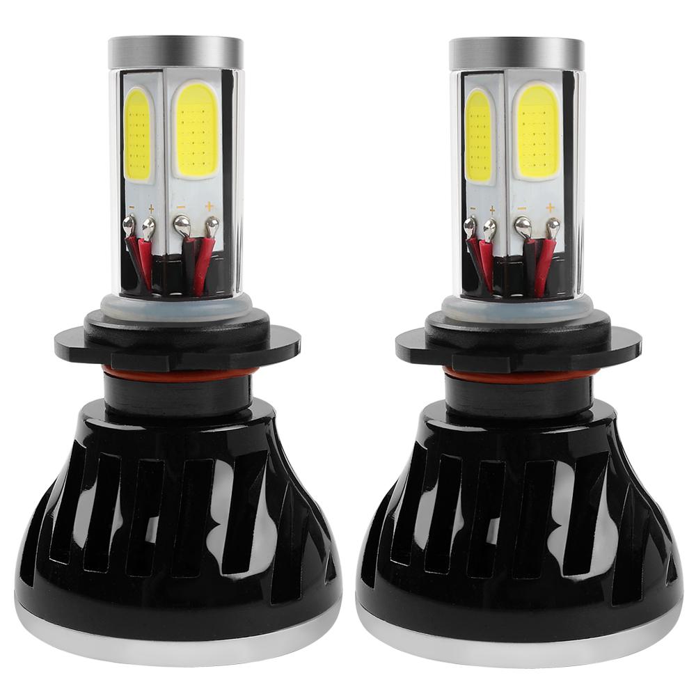 G5 H7 LED Headlight H1 H3 H4 H11 HB4 80W 6000K Lamp With Fan Car-styling Super Bright Automobile Waterproof Car Head Light(China (Mainland))