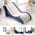 Free Shipping Waterproof Inflatable Mattress Fast Inflatable Folding Bed Backrest With Bedroom Furniture Mueble De Dormitorio