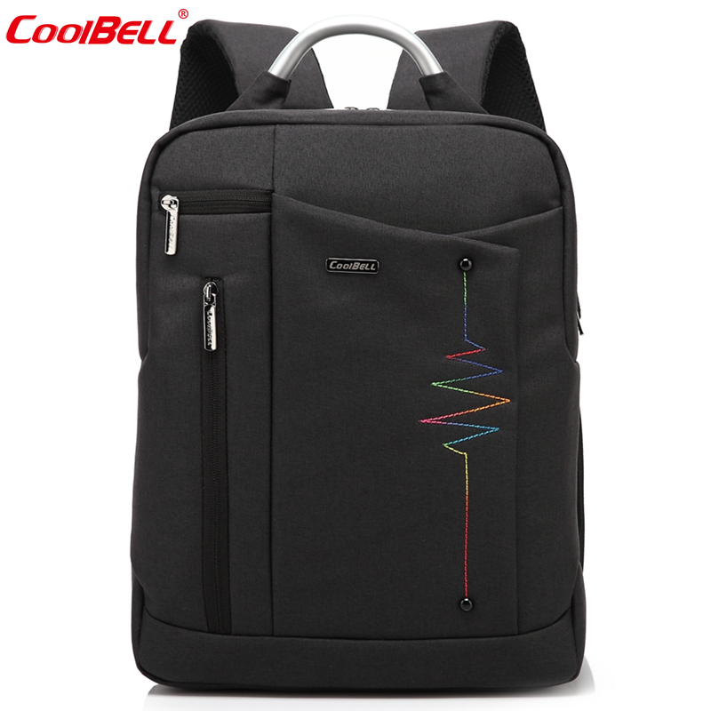 HOT New Brand Women and Men's Backpack 14 15 15.6 Inch Notebook Computer Laptop Backpack Bag Outdoor Travel Backpack School bag(China (Mainland))
