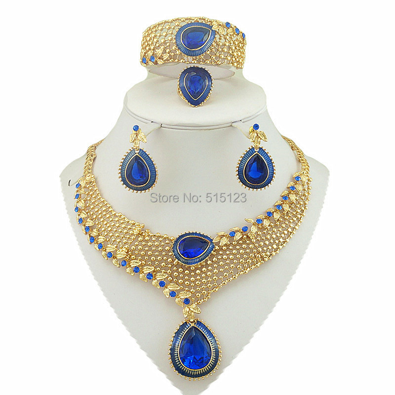buy jewelry sets women necklace african