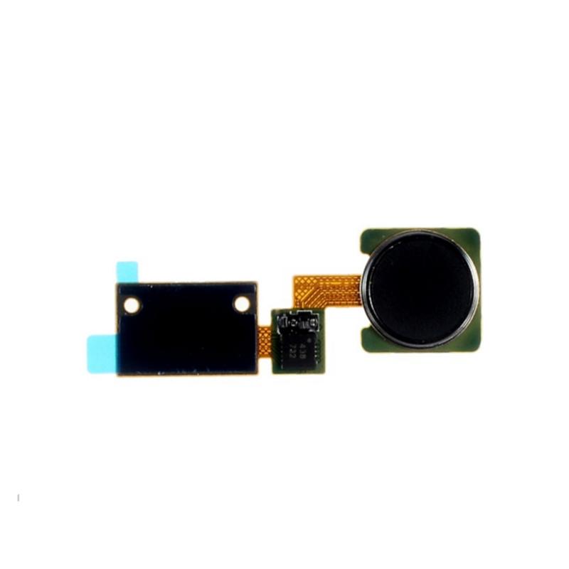 YJ OEM Fingerprint Home Button Flex Cable Assembly for LG V10 - Black/silver/gold(China (Mainland))