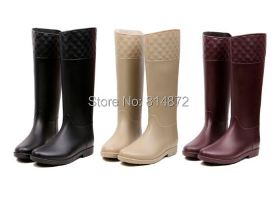 Womens Designer Rain Boots - Cr Boot