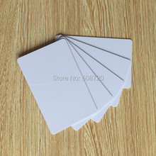 10pcs/lot RFID 4k Blank NFC card thin pvc card 13.56MHz ISO14443A smart IC cards key card door entry systems(China (Mainland))