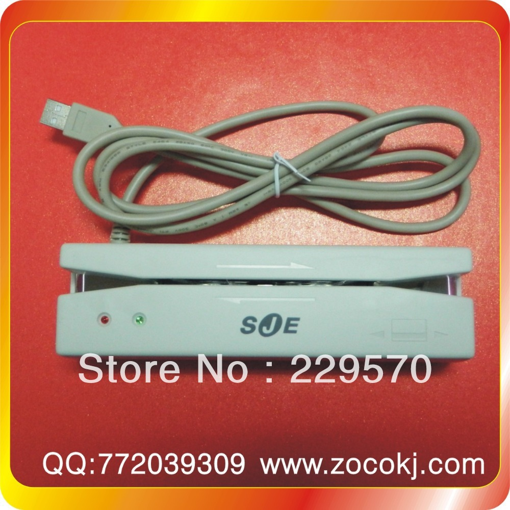 Long-term supply, SJE452U magnetic tracks 2,3, reader, USB, +10 pcs card.<br><br>Aliexpress