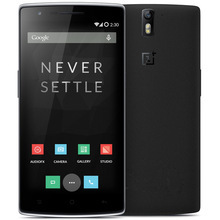"Original OnePlus One Plus One 4G LTE Mobile Phone Android 4.4 CM11 5.5"" 1920x1080P Snapdragon801 2.5GHz 3GB RAM 16GB 13MP NFC(Hong Kong)"