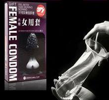 Preservativi femminili sottile copertura preservativo contraccezione e la prevenzione delle malattie infettive prodotti per la cura della salute degli adulti preservativo(China (Mainland))