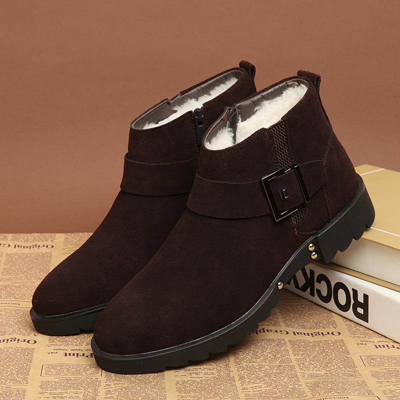 Online Get Cheap Mens Soft Leather Chukka Boots -Aliexpress.com ...