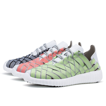 Sneakers Women 2016 Green/Orange/Black Runing Shoes For Women Spring/Summer Breathable Zapatillas Running Mujer Originales