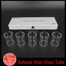 Genuine Kanger Subtank Mini Glass Tube For Subtank Mini Tank Replaced Glass Tube High Quality